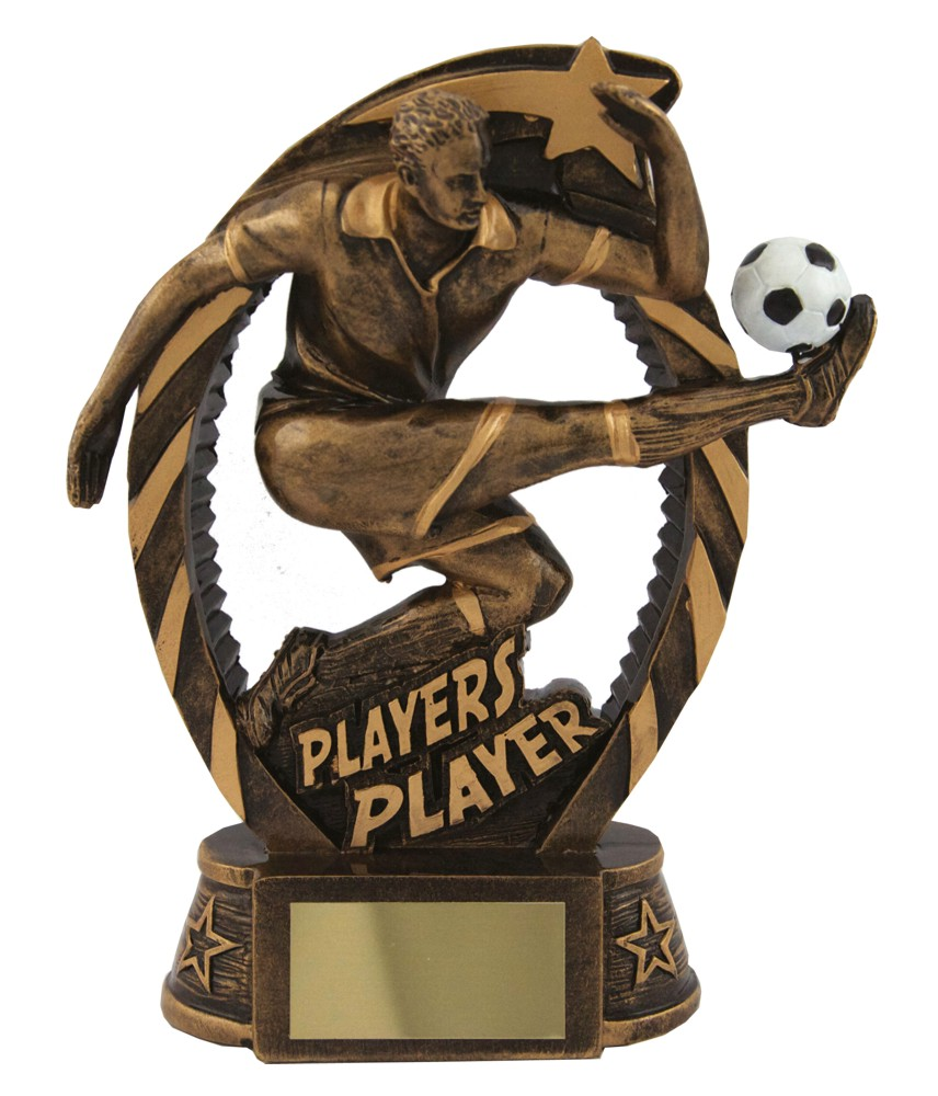 Resin Players Player Trophies