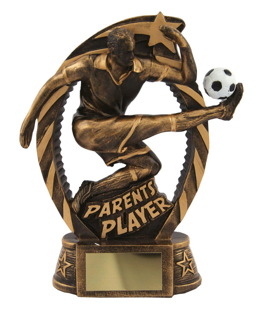Resin Parents Player Trophies