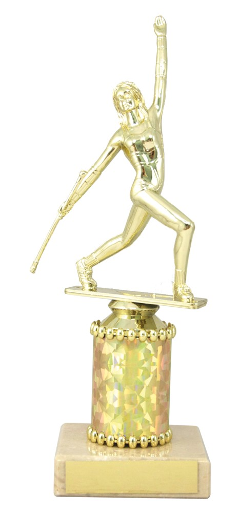 Baton Twirling Dance Trophies