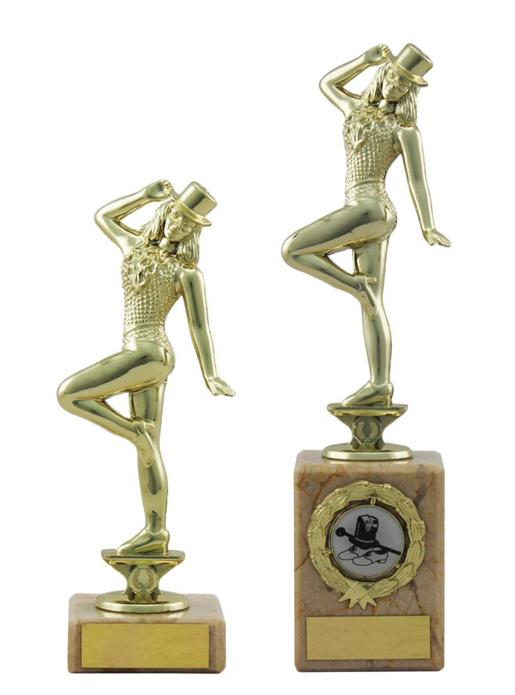 Tap Dance Figure Trophies