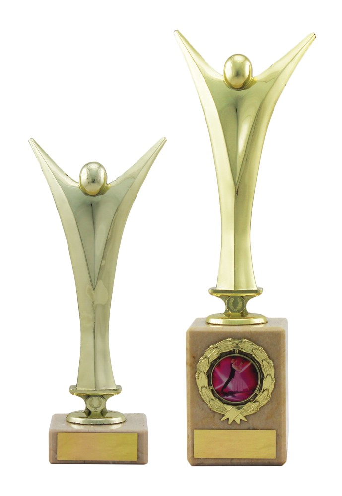 Ovation Achievement Trophies