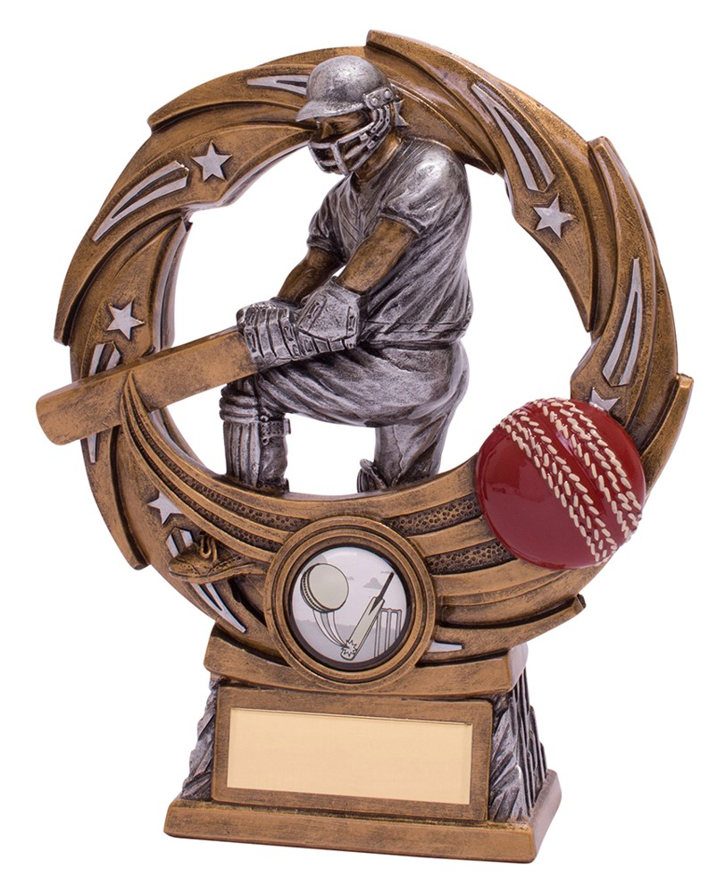 Supernova Cricket Batsman Trophies