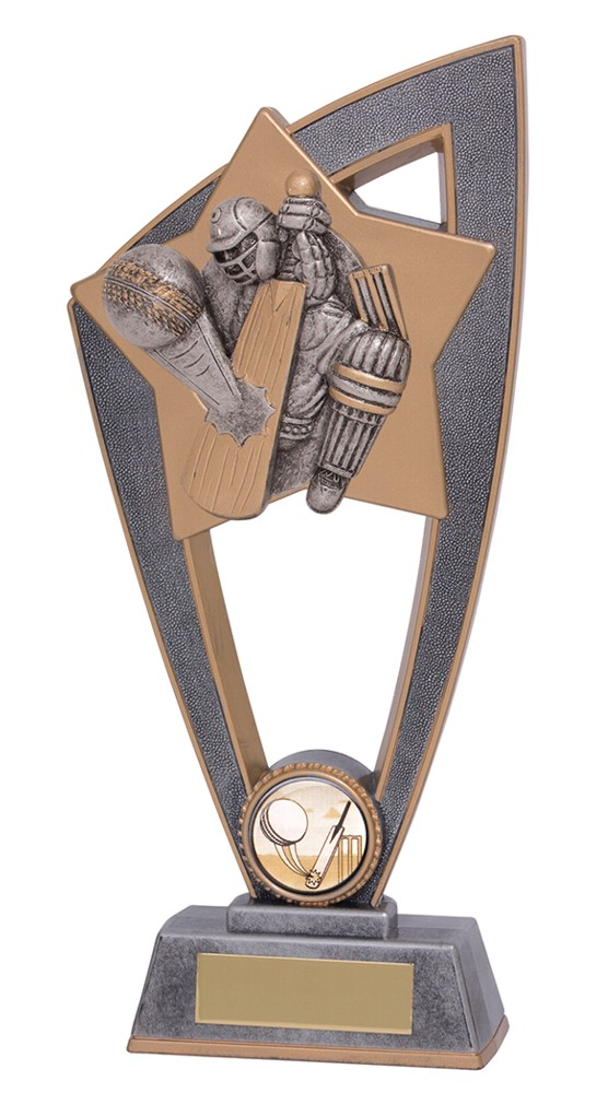 Star Blast Cricket Trophies