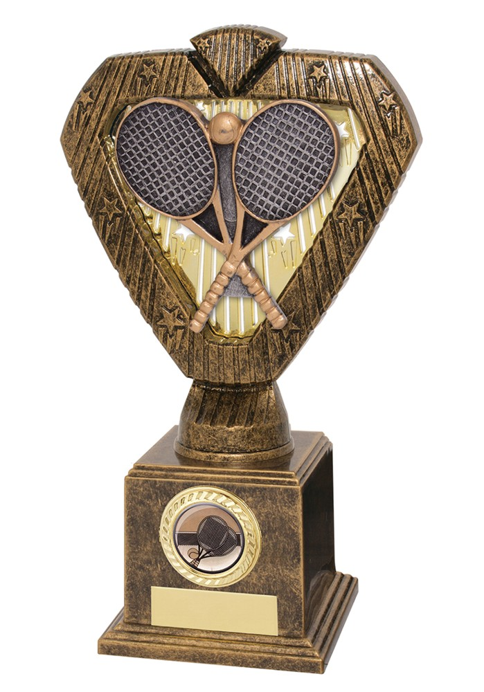 Hero Legend Tennis Trophies