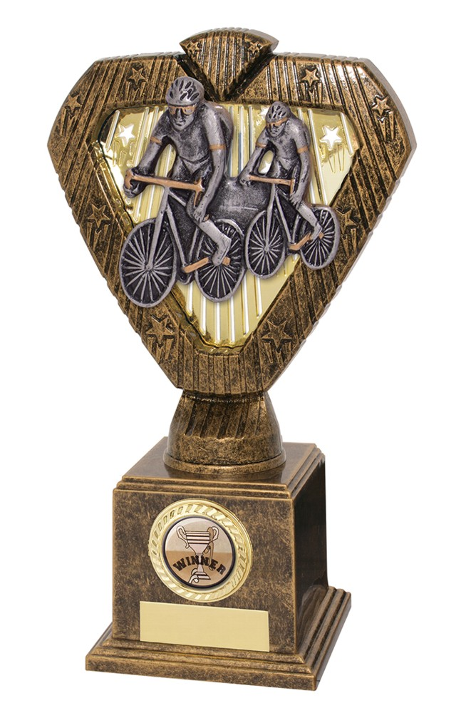 Hero Legend Cycling Trophies