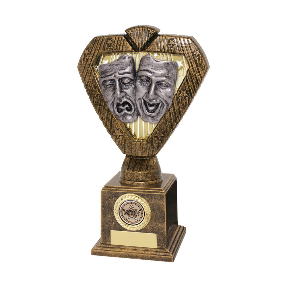 Hero Legend Drama Trophies