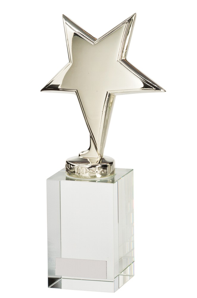 Dallas Crystal Star Trophies