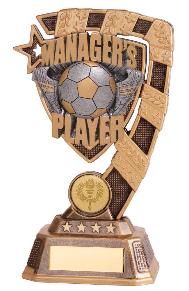 Euphoria Managers Player Football Trophies