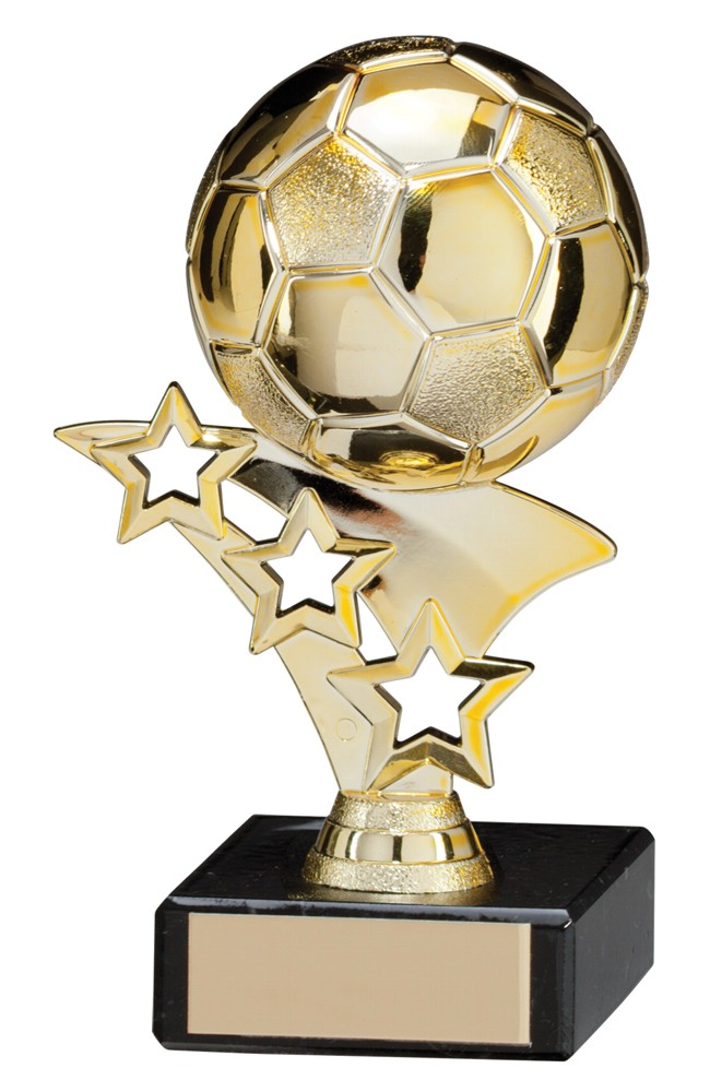 Starblitz Football Ball Trophies