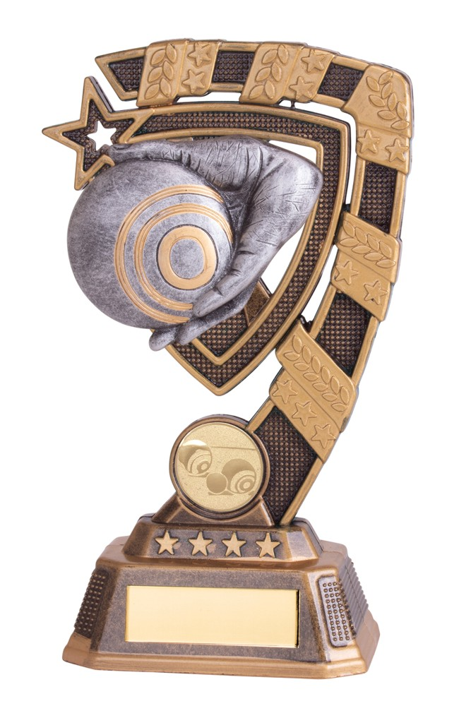 Resin Euphoria Lawn Bowls Trophies