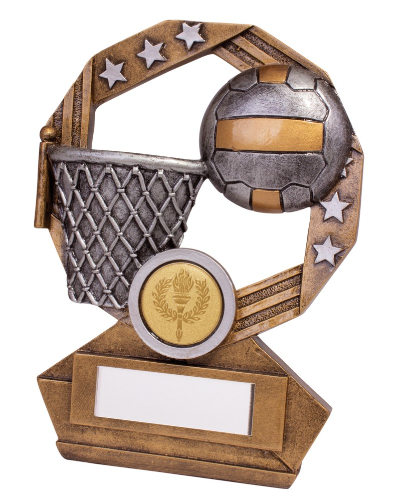 Enigma Netball Trophies