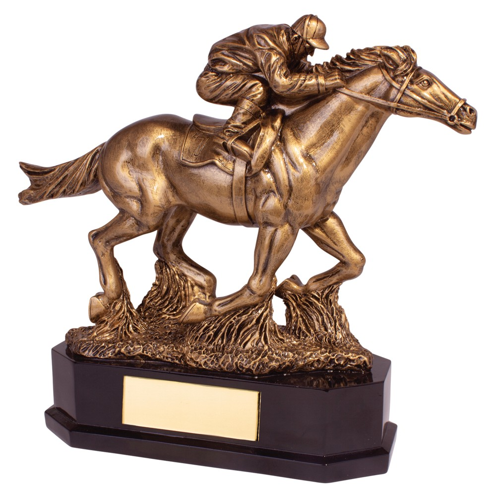 Resin Aintree Deluxe Equestrian Trophies