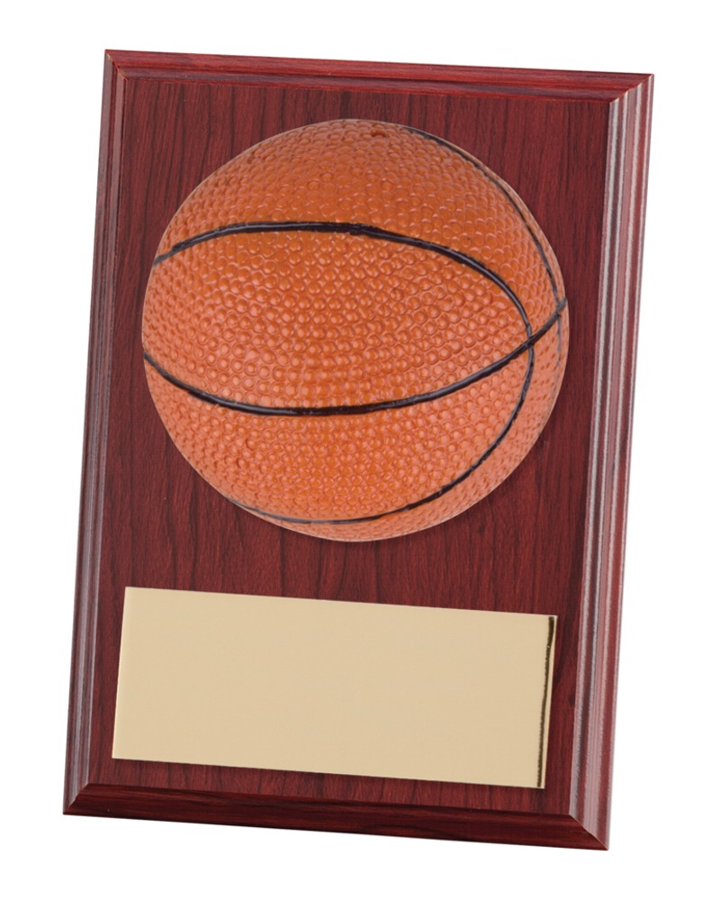 Horizon Basketball Wooden Plaques