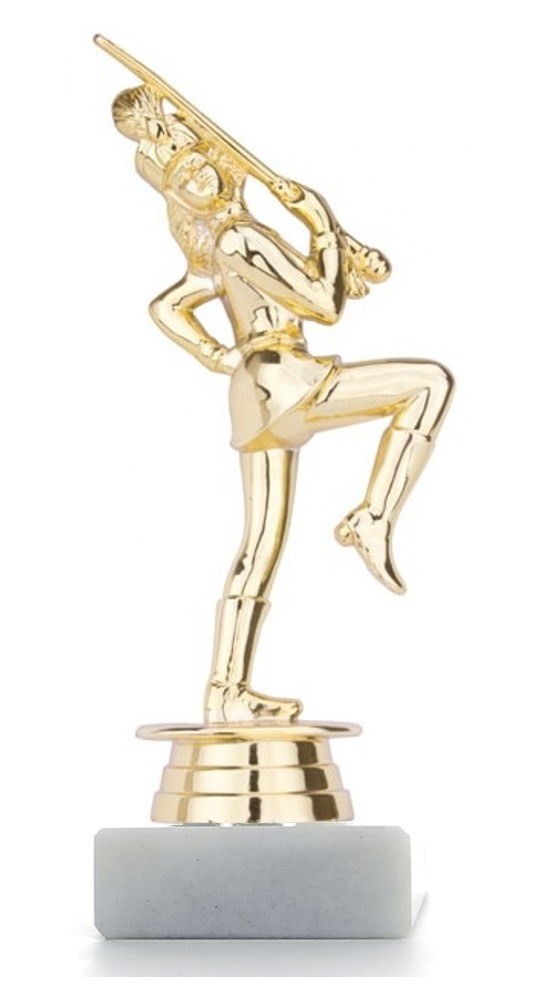 Majorette Figure Trophies