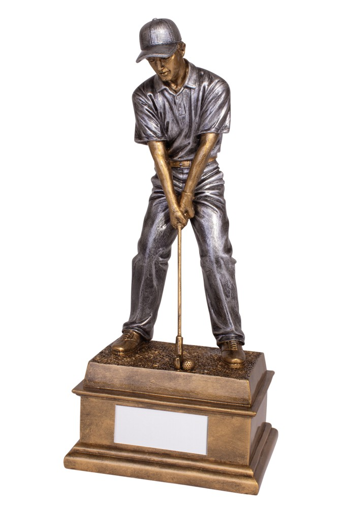 Wentworth Classic Resin Golf Figure Trophies