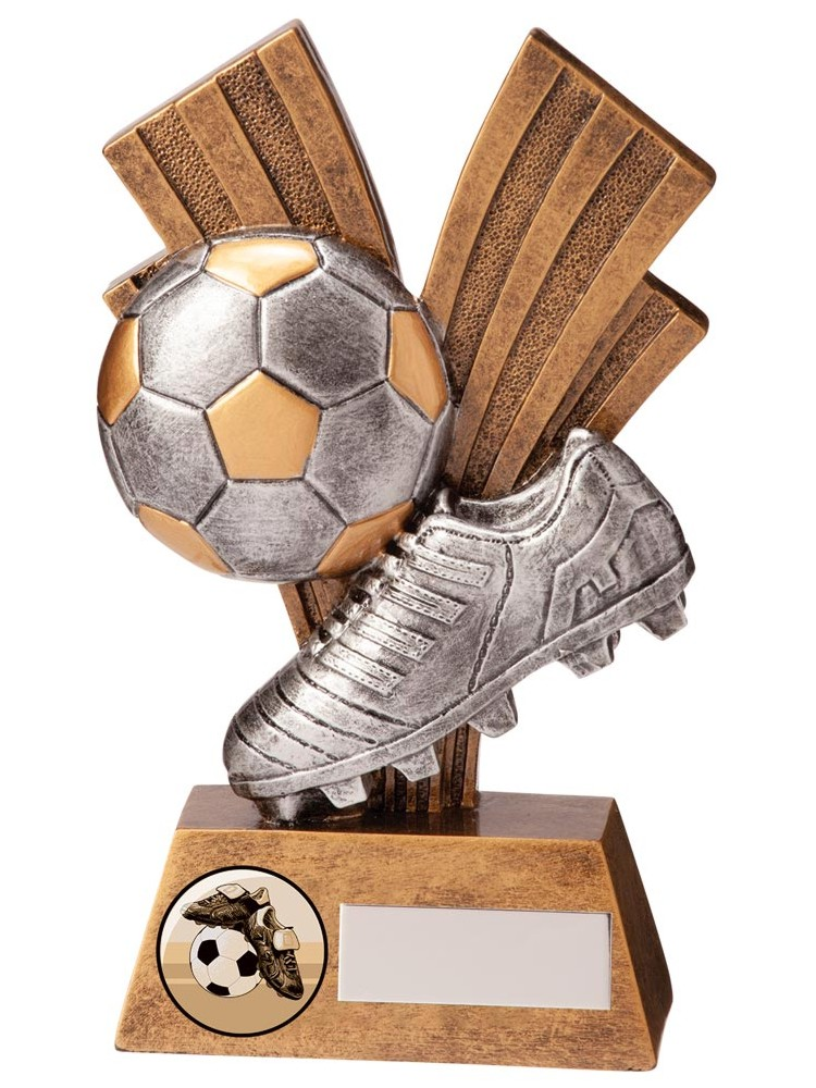 Resin Xplode Football Trophies