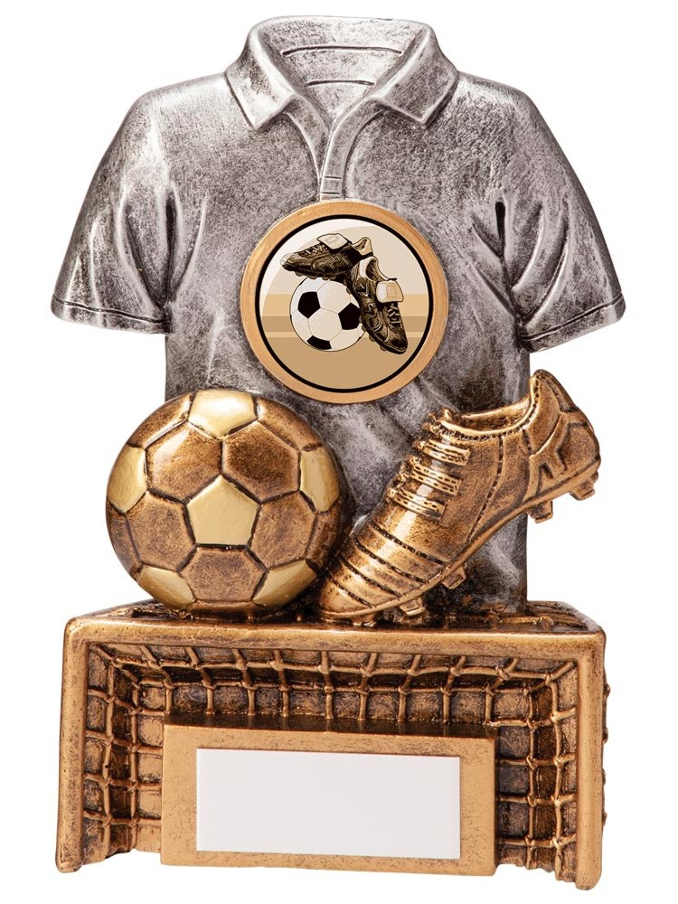 Resin Spirit Football Trophies