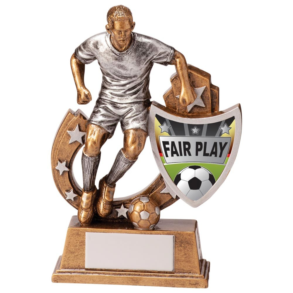 Galaxy Fair Play Football Trophies