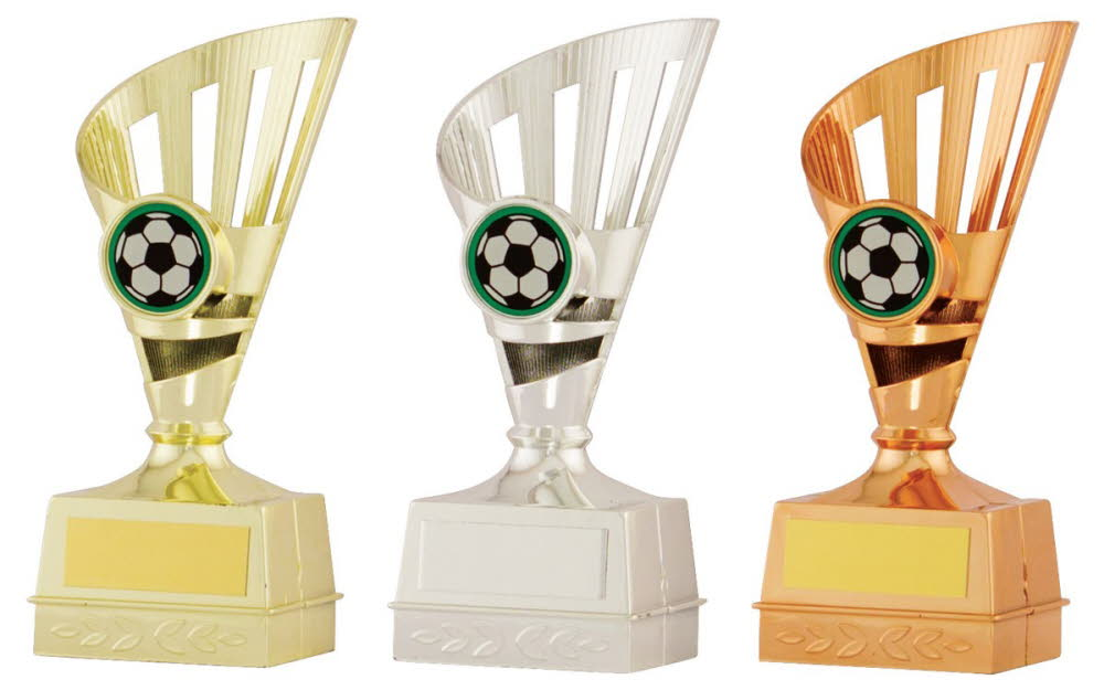 Gold Silver Bronze Any Sport Trophies
