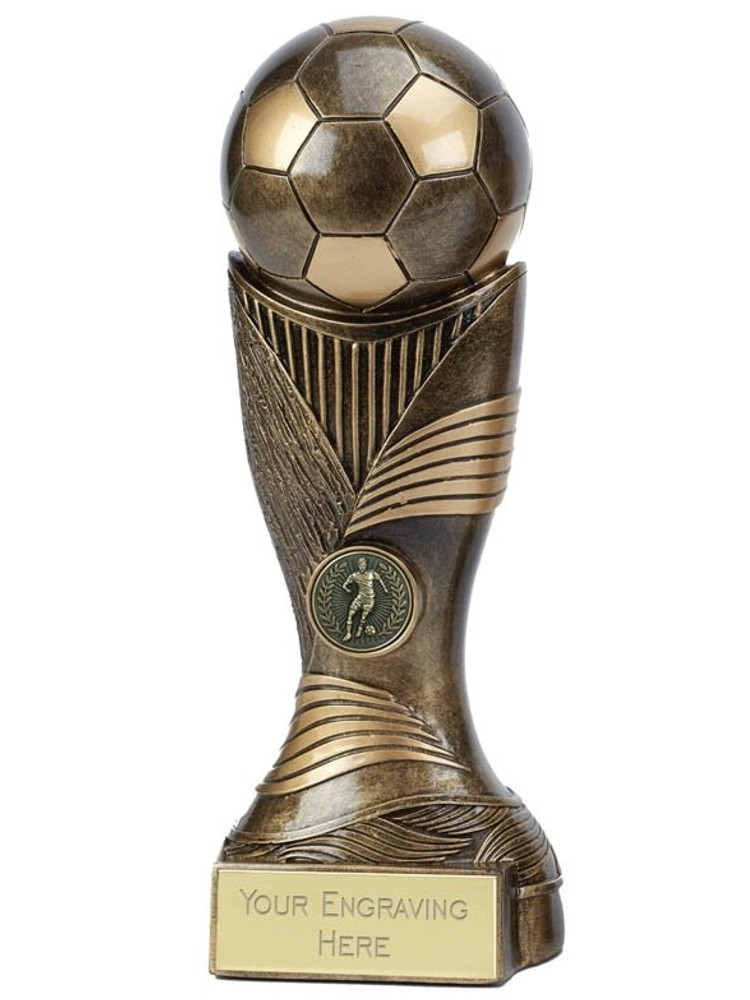 Motion Football Trophies