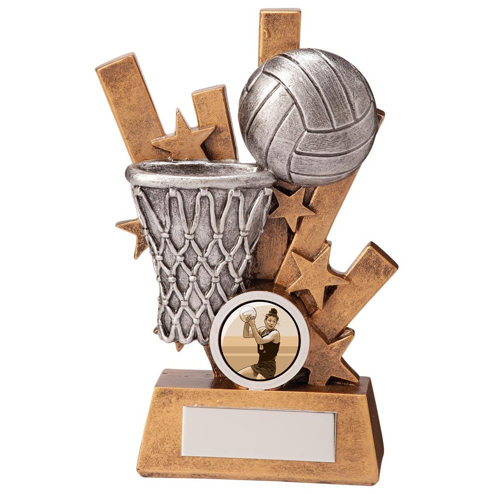 Sentry Netball Trophies