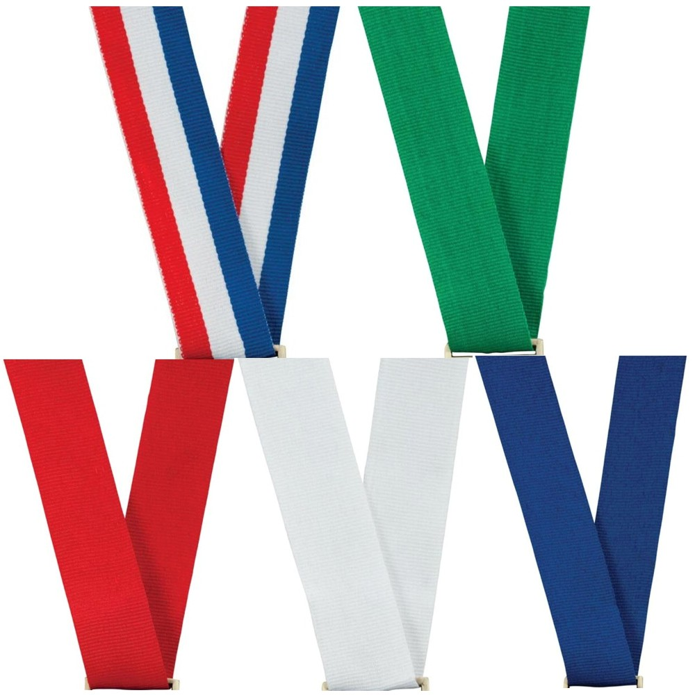 Vision Cricket Medals With Ribbons @ A1 Trophies
