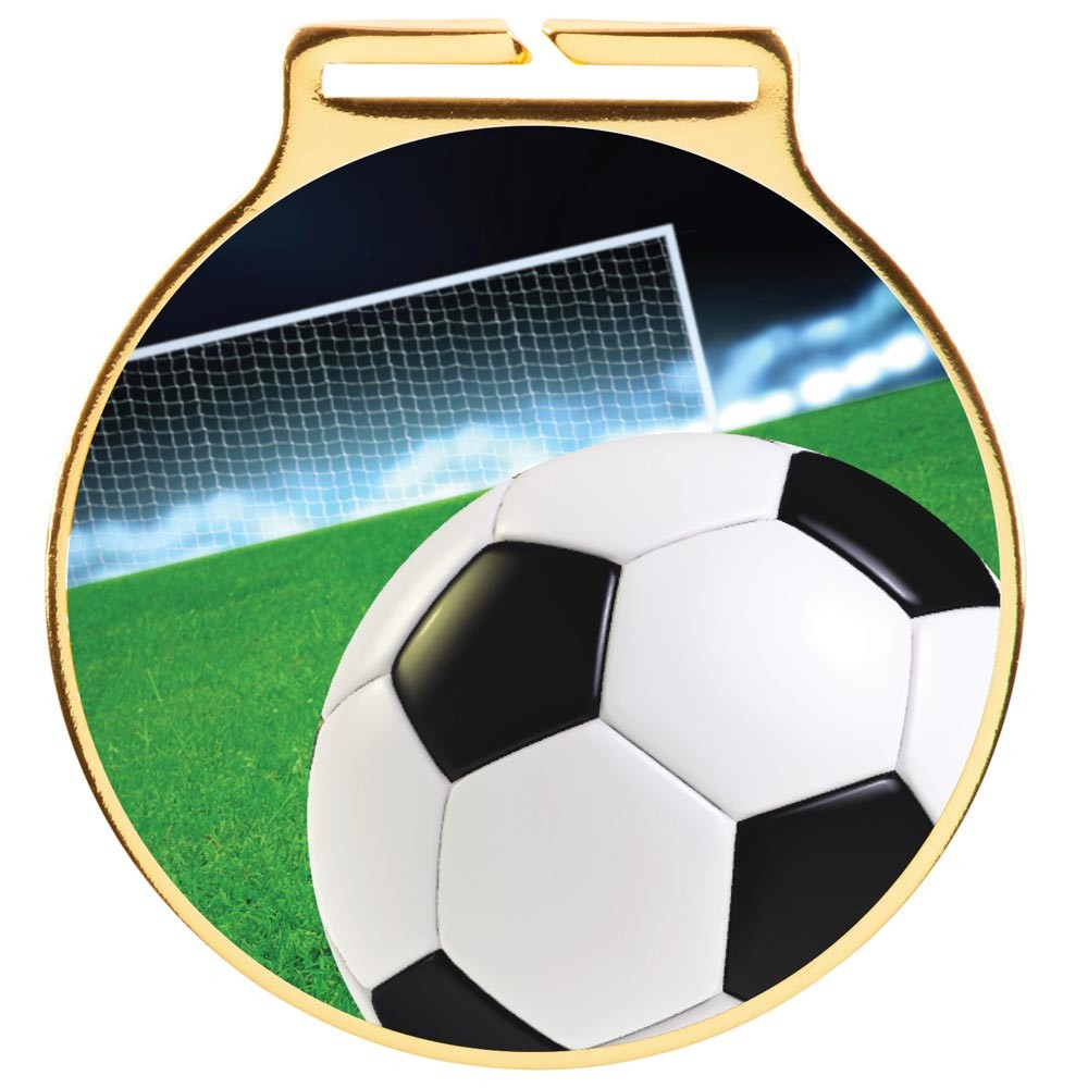 Vision Football Medals and Ribbon