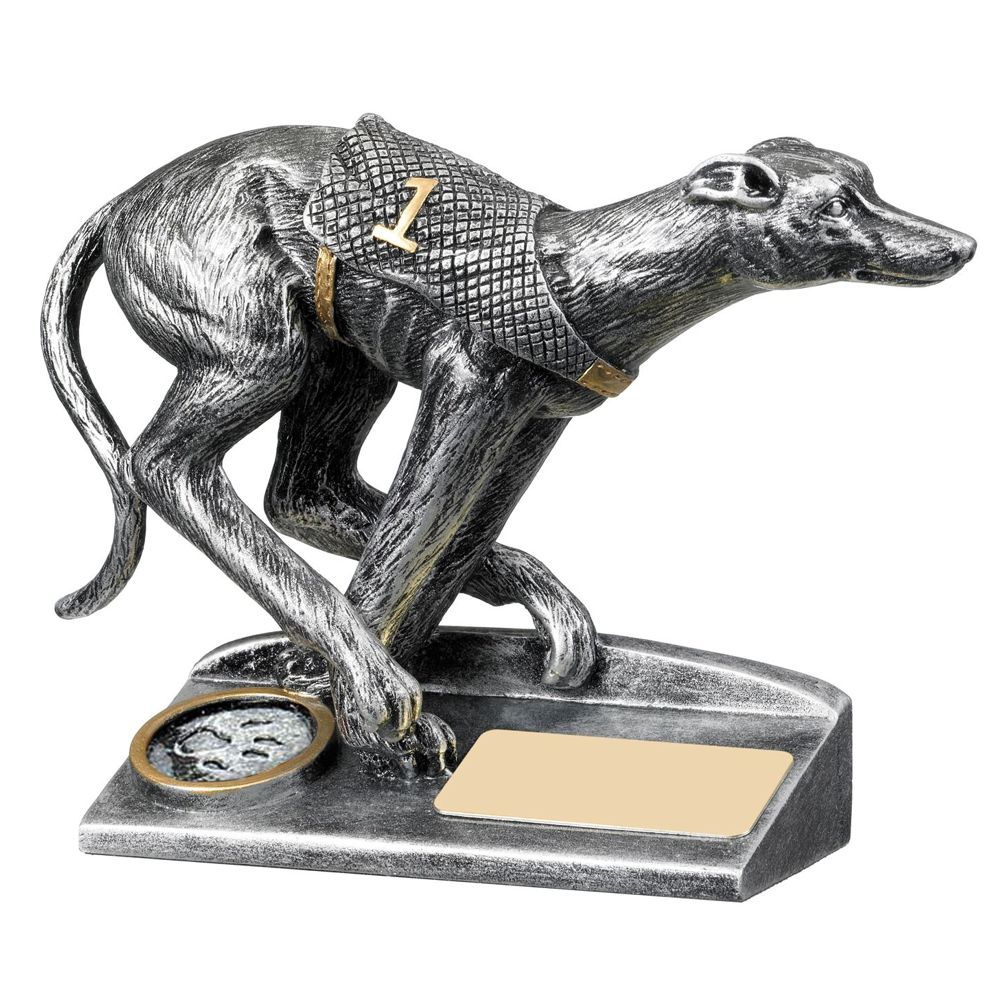 Resin Greyhound Trophies