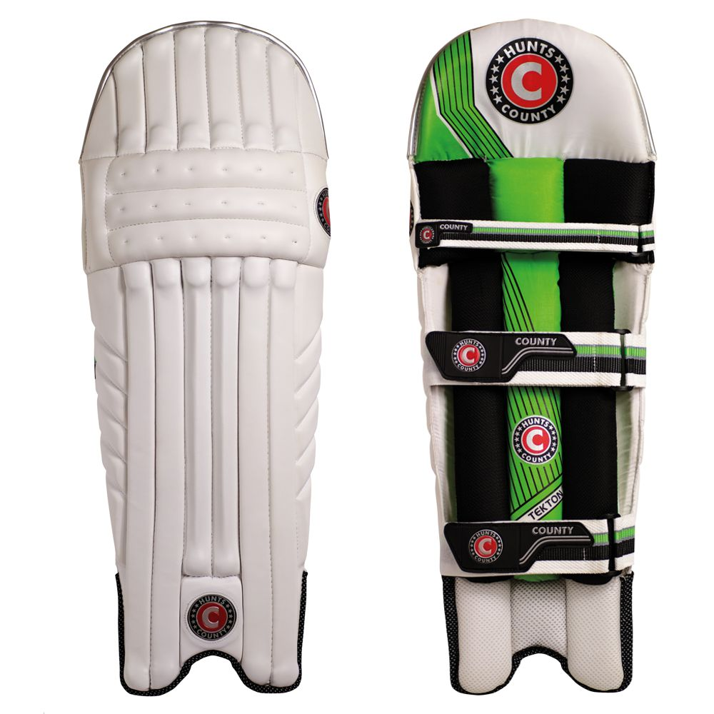 Hunts County Cricket Tekton Leg Guards Pads