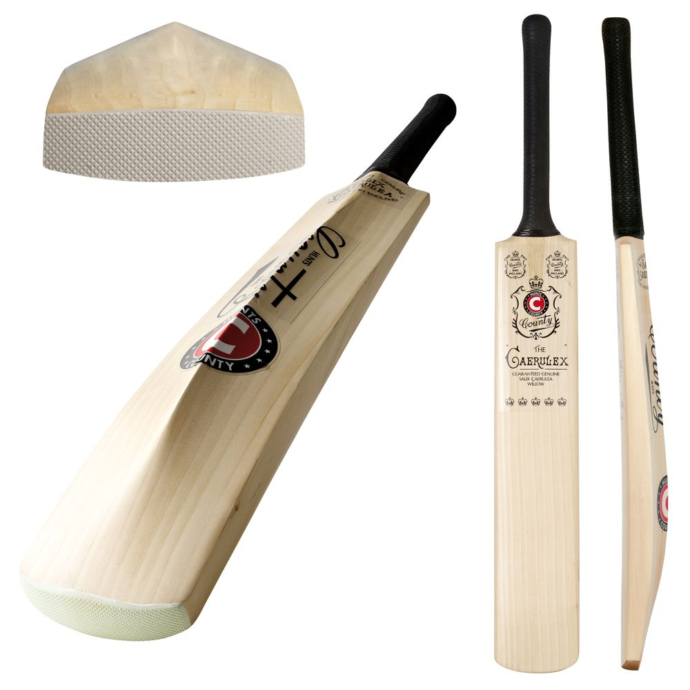 Hunts County Cricket Bats Caerulex