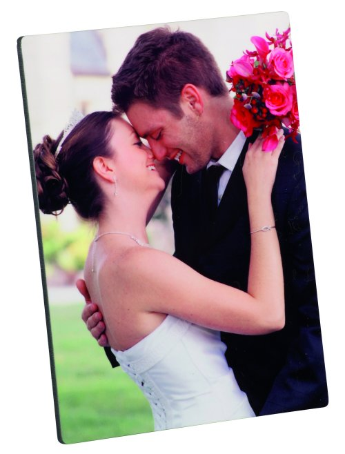 Personalised Photo Flat Top Easel
