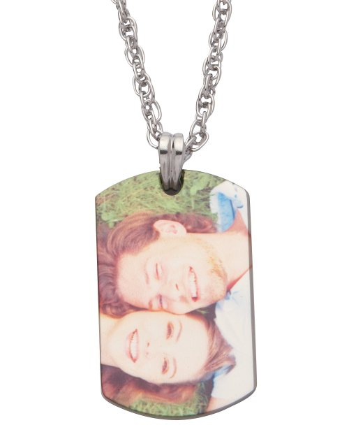Personalised photo ID Tags